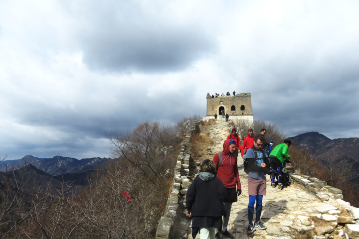 Jiankou to Mutianyu Great Wall, 2018/10/28 photo #8