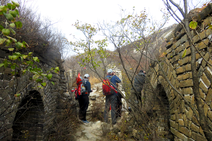 Jiankou to Mutianyu Great Wall, 2018/10/28 photo #10