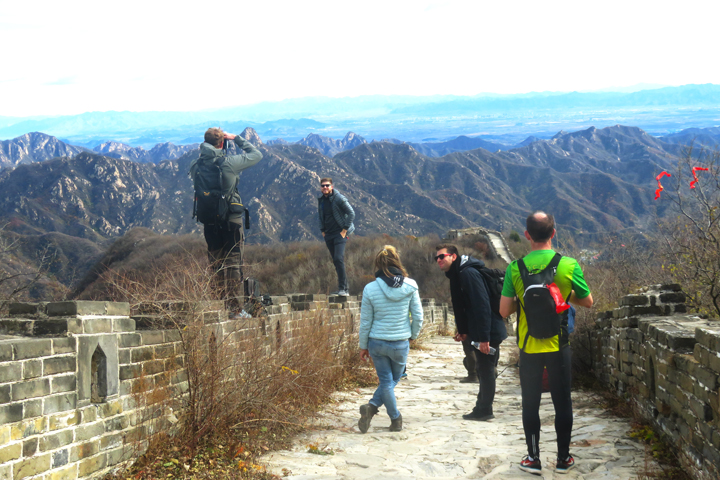 Jiankou to Mutianyu Great Wall, 2018/10/28 photo #12