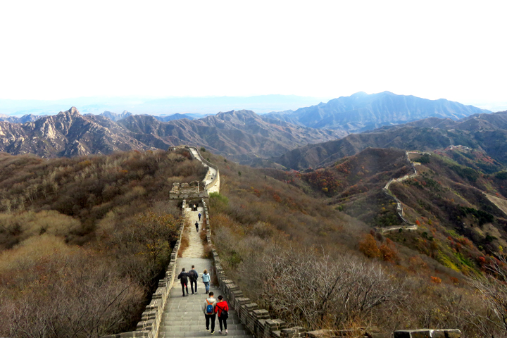 Jiankou to Mutianyu Great Wall, 2018/10/28 photo #13
