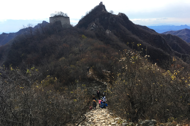 Waste-Free Wall Clean up the Jiankou 'Big West' Great Wall, 2018/10/28 photo #3