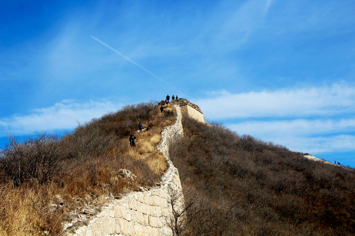 Stone valley Great Wall, 2018/10/31 photo #19