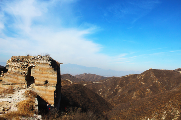 Stone valley Great Wall, 2018/10/31 photo #20
