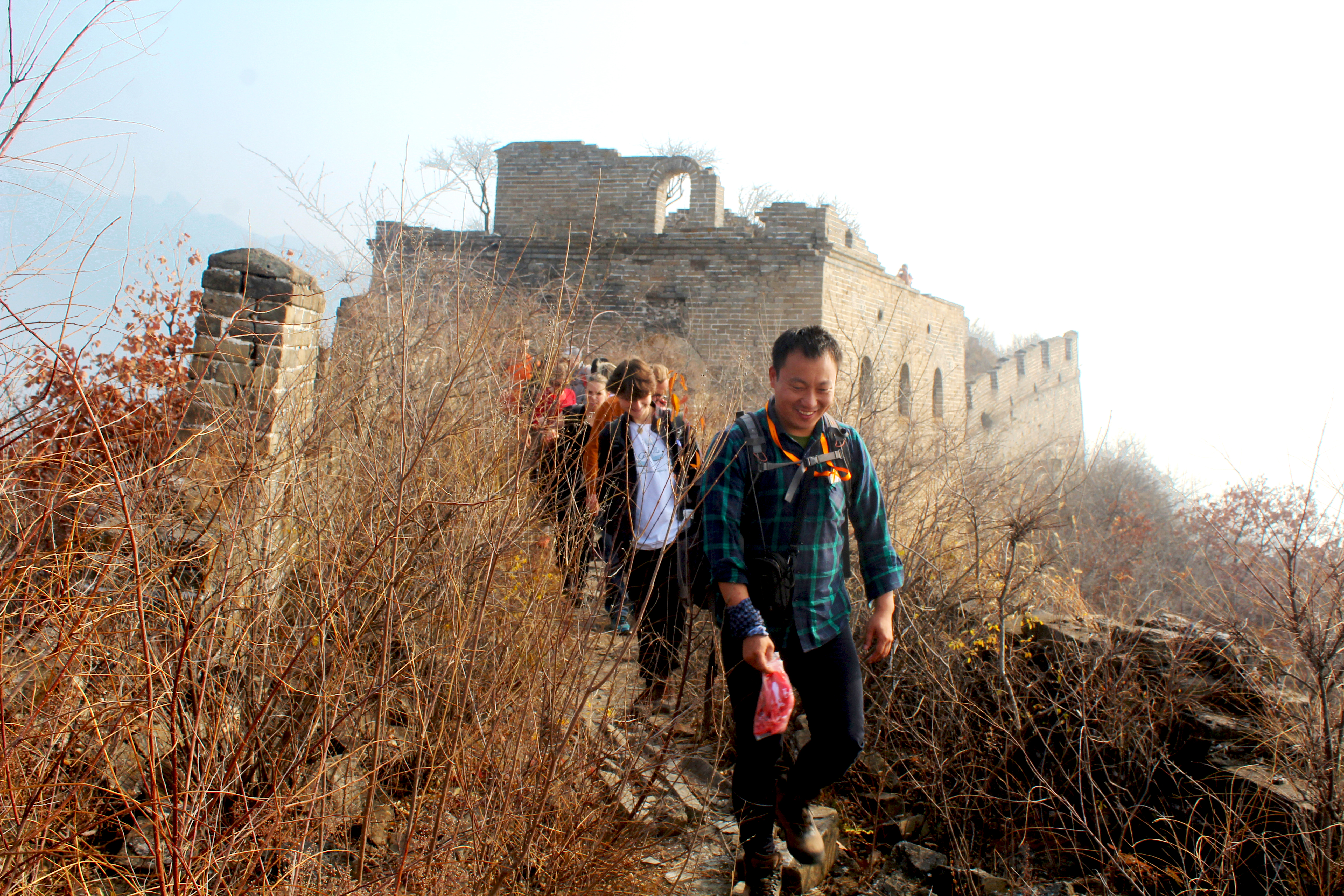 Chinese Knot Great Wall, 2018/11/03 photo #12
