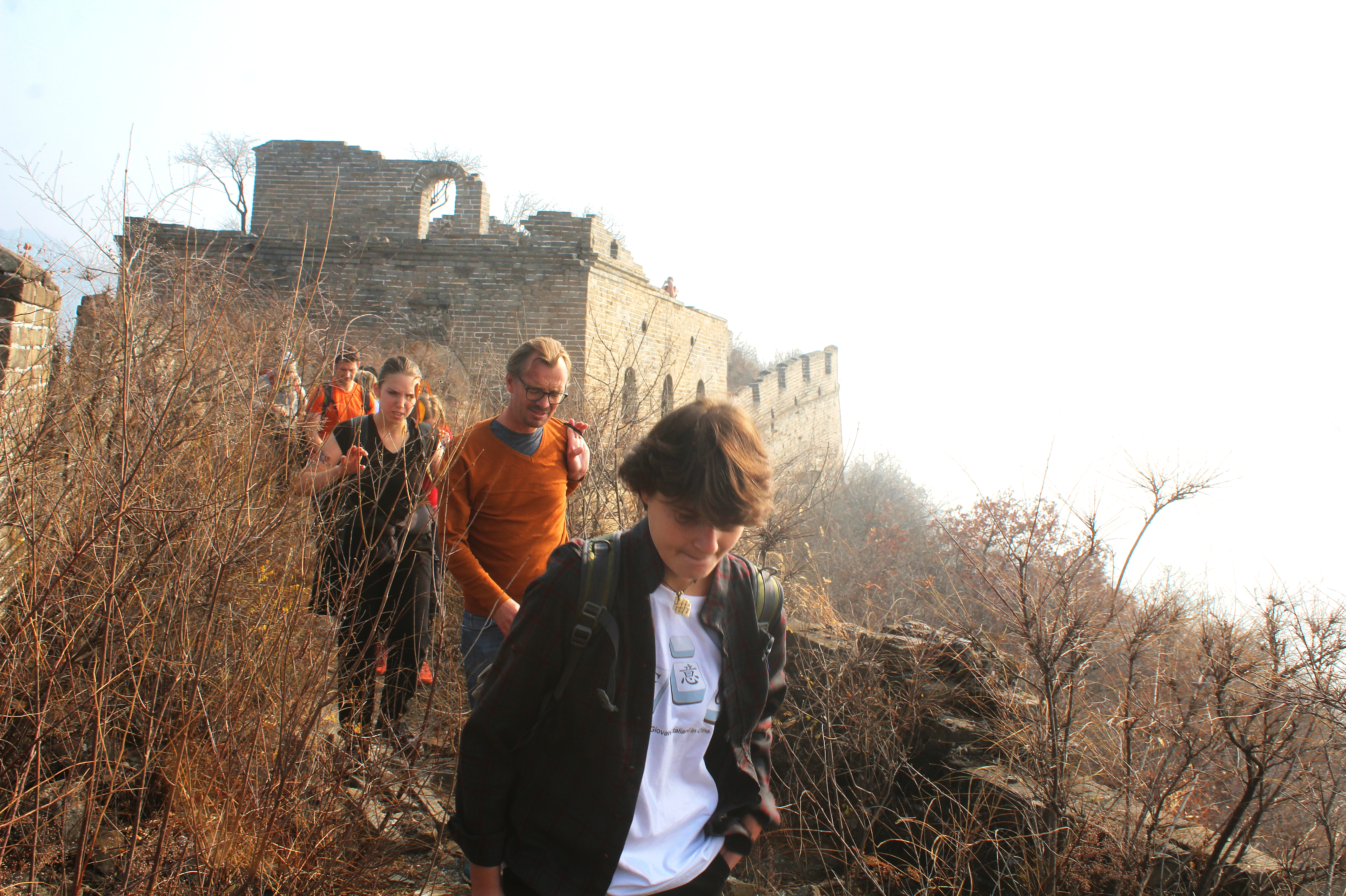 Chinese Knot Great Wall, 2018/11/03 photo #13