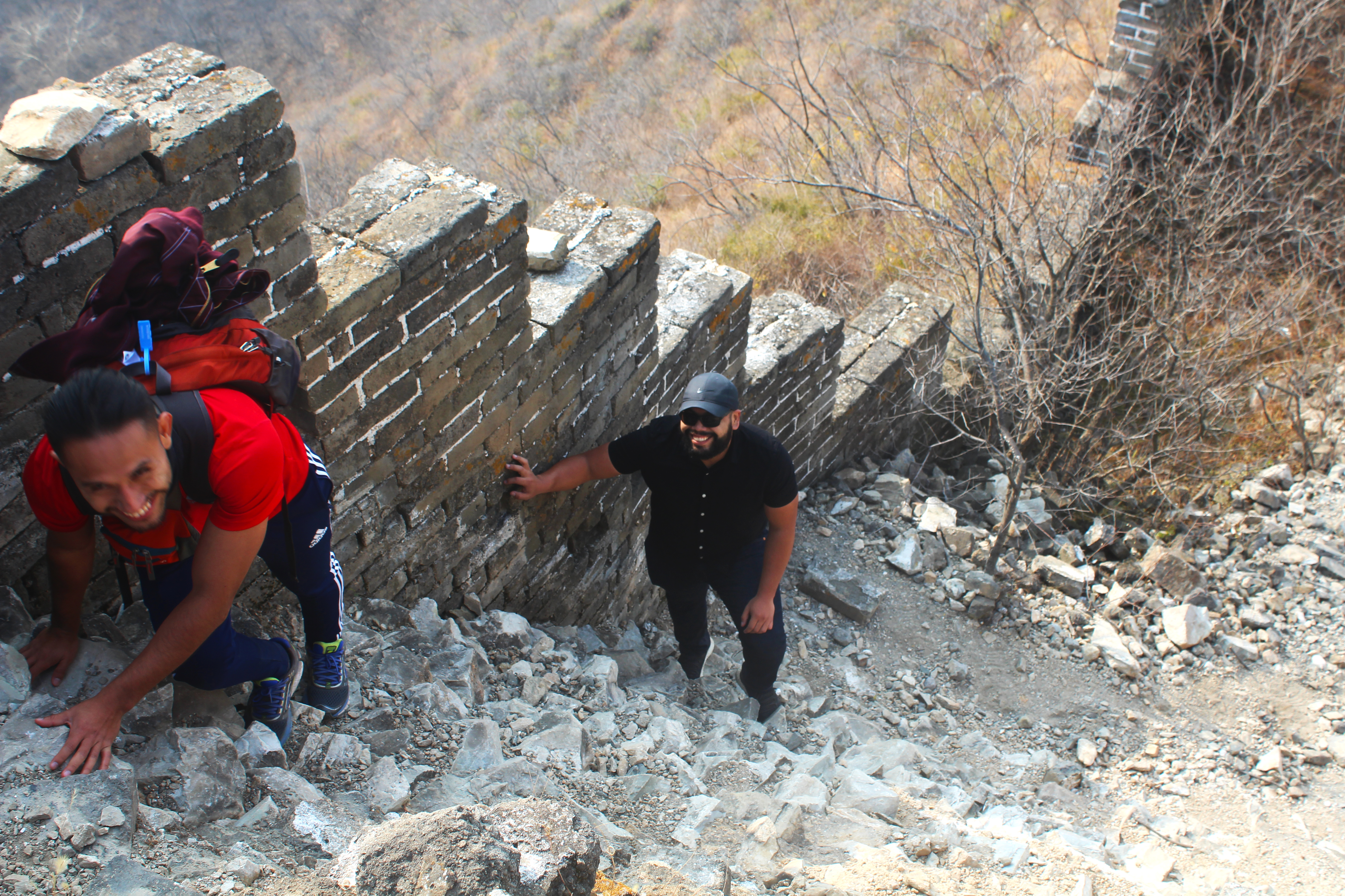 Chinese Knot Great Wall, 2018/11/03 photo #19