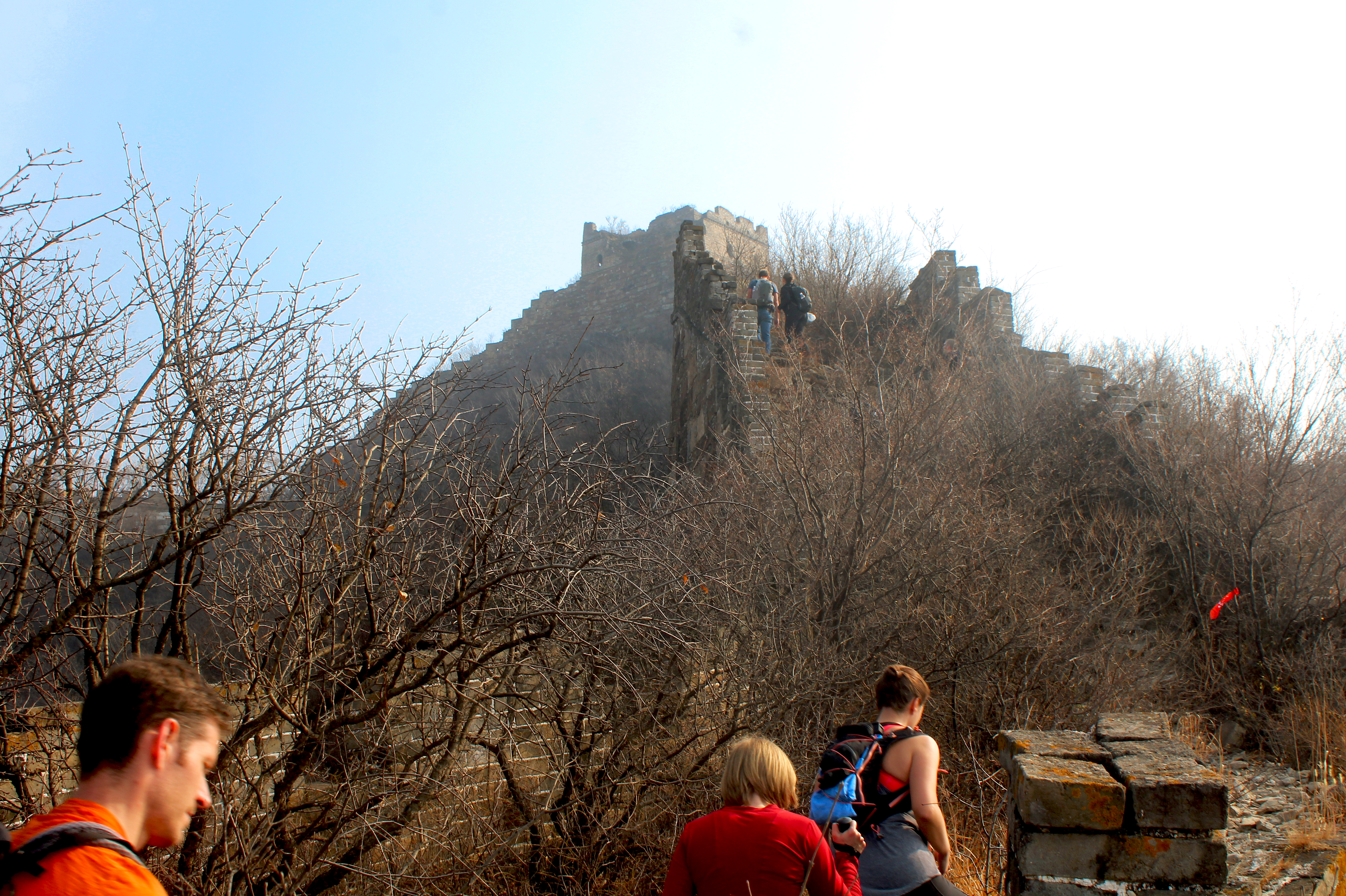 Chinese Knot Great Wall, 2018/11/03 photo #20
