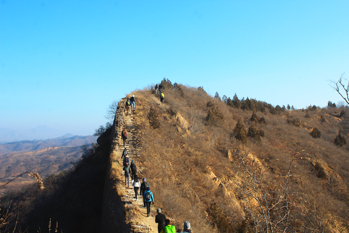 Gubeikou Great Wall Loop, 2018/11/24 photo #2