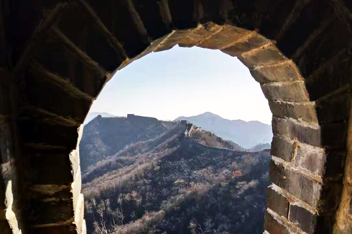 Jiankou to Mutianyu Great Wall, 2018/11/25 photo #2
