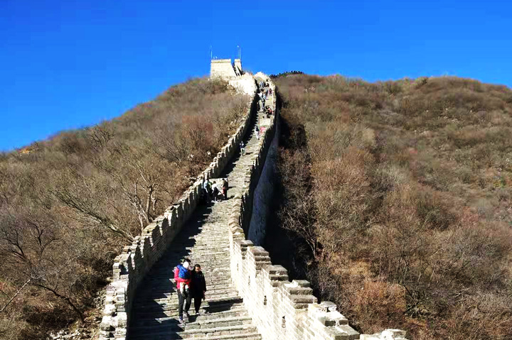 Jiankou to Mutianyu Great Wall, 2018/11/25 photo #3