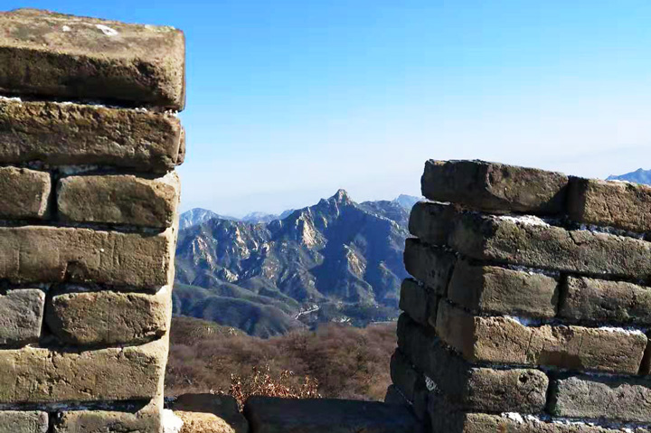 Jiankou to Mutianyu Great Wall, 2018/11/25 photo #5
