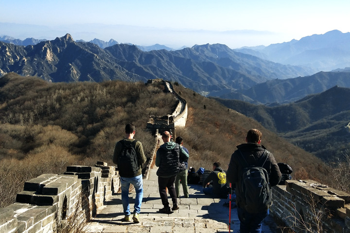Jiankou to Mutianyu Great Wall, 2018/11/25 photo #9
