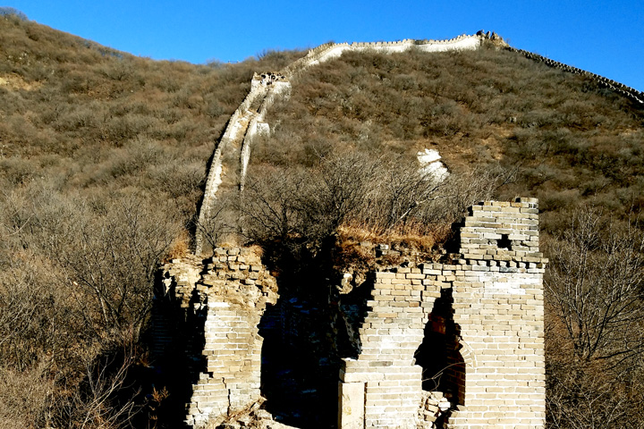 Jiankou to Mutianyu Great Wall, 2018/11/25 photo #12