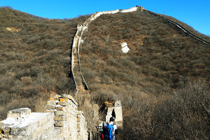 Jiankou to Mutianyu Great Wall, 2018/11/25 photo #13