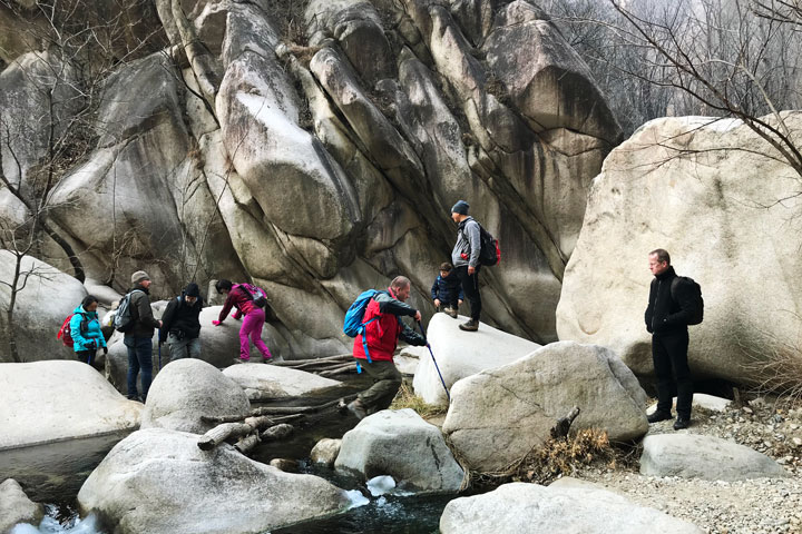 Shuiquan Canyon, 2018/12/01 photo #14