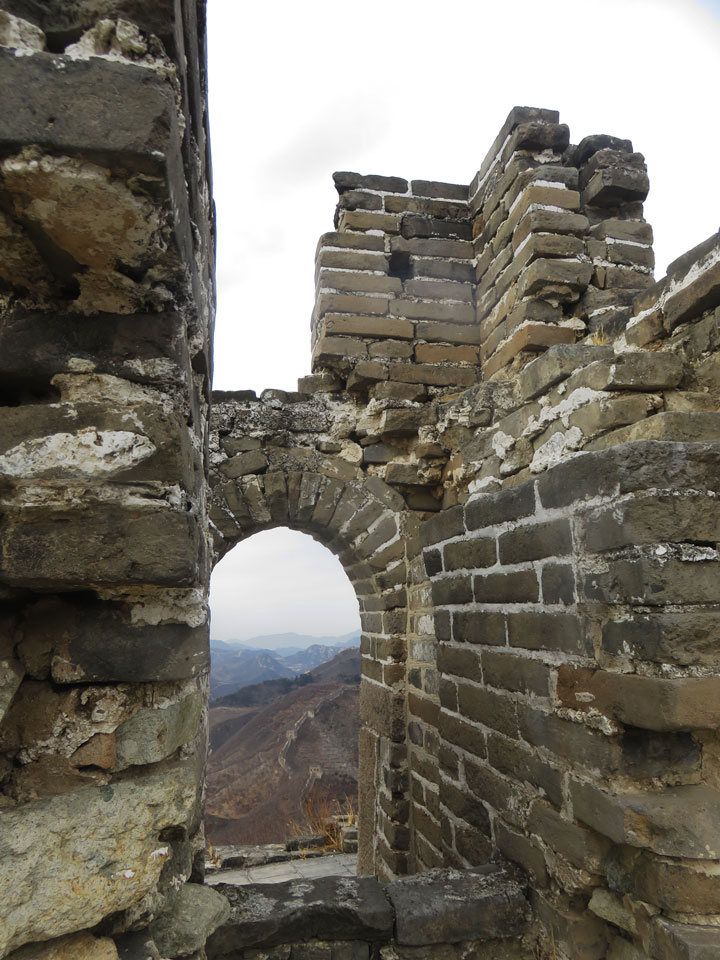 Walled Village to Huanghuacheng Great Wall, 2018/12/22 photo #4