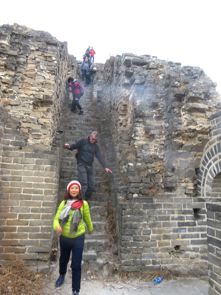 Walled Village to Huanghuacheng Great Wall, 2018/12/22 photo #5