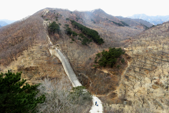Walled Village to Huanghuacheng Great Wall, 2018/12/22 photo #7