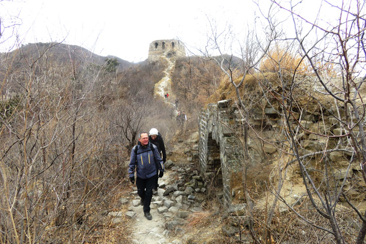 Walled Village to Huanghuacheng Great Wall, 2018/12/22 photo #8
