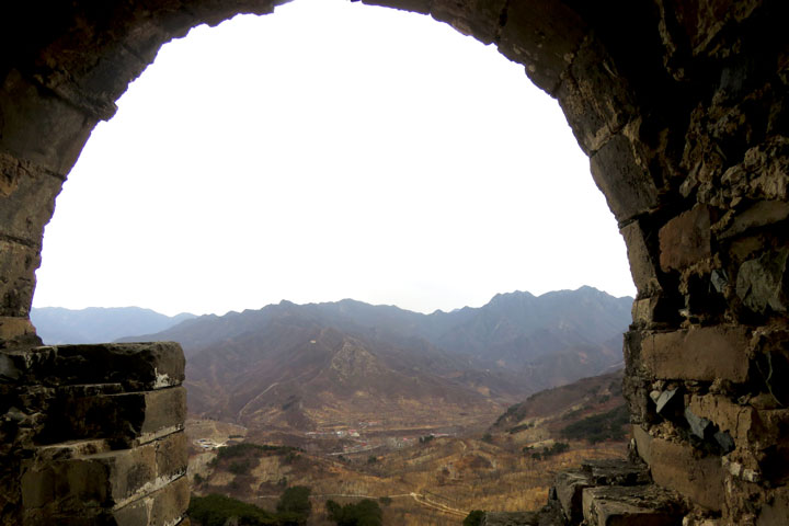 Walled Village to Huanghuacheng Great Wall, 2018/12/22 photo #10