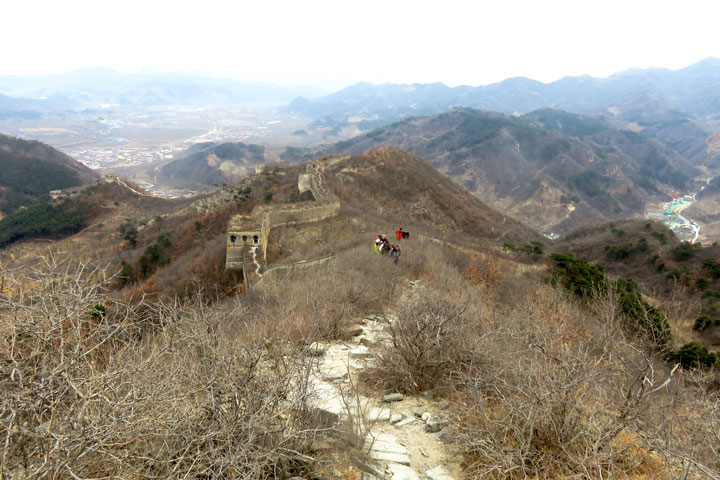 Walled Village to Huanghuacheng Great Wall, 2018/12/22 photo #11