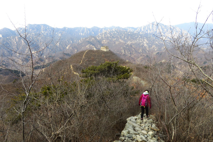 Walled Village to Huanghuacheng Great Wall, 2018/12/22 photo #15