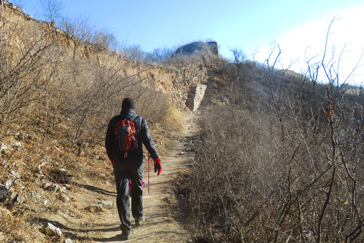 Gubeikou to Jingshanling Great Wall East, 2018/12/29 photo #3