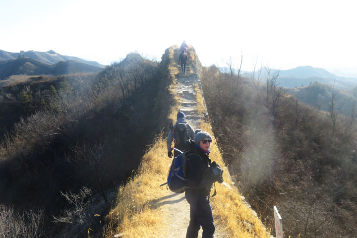 Gubeikou to Jingshanling Great Wall East, 2018/12/29 photo #4