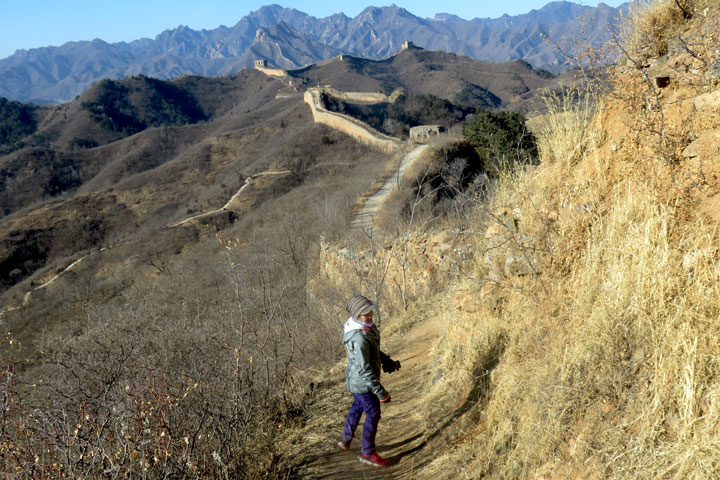 Gubeikou to Jingshanling Great Wall East, 2018/12/29 photo #5