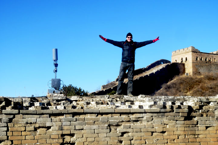 Gubeikou to Jingshanling Great Wall East, 2018/12/29 photo #11