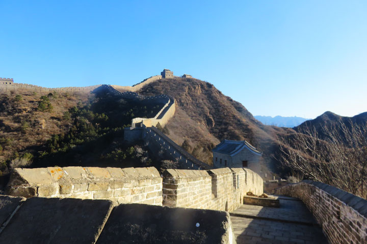 Gubeikou to Jingshanling Great Wall East, 2018/12/29 photo #17