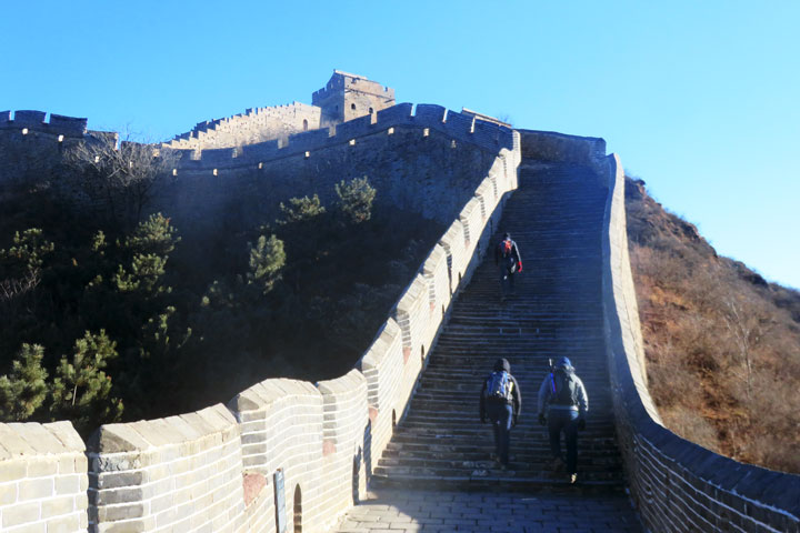 Gubeikou to Jingshanling Great Wall East, 2018/12/29 photo #18