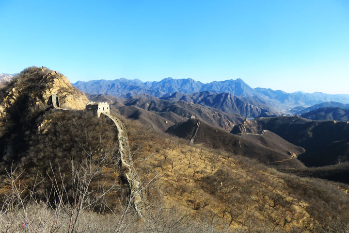 Longquanyu Great Wall to the Little West Lake, 2019/01/13 photo #13
