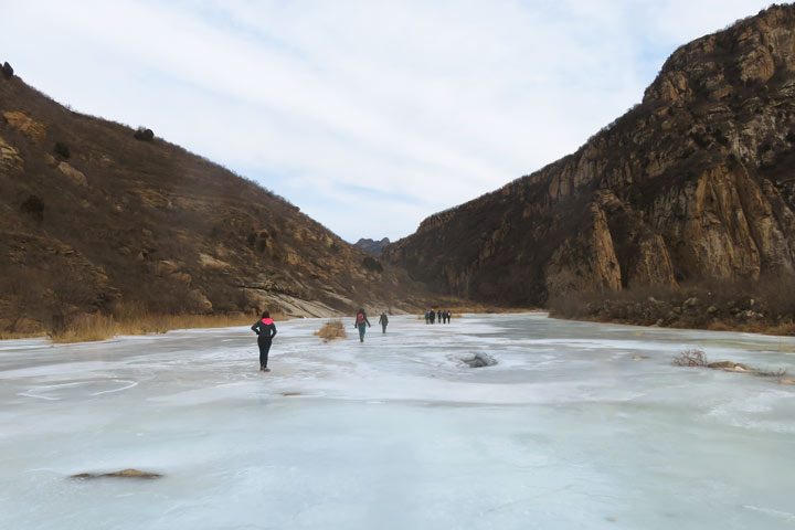 White River Ice Hike, 2019/01/31 photo #16
