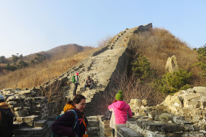Walled Village to Huanghuacheng Great Wall, 2019/02/04 photo #4
