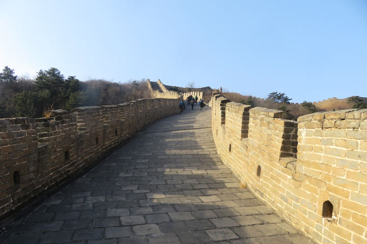 Walled Village to Huanghuacheng Great Wall, 2019/02/04 photo #7