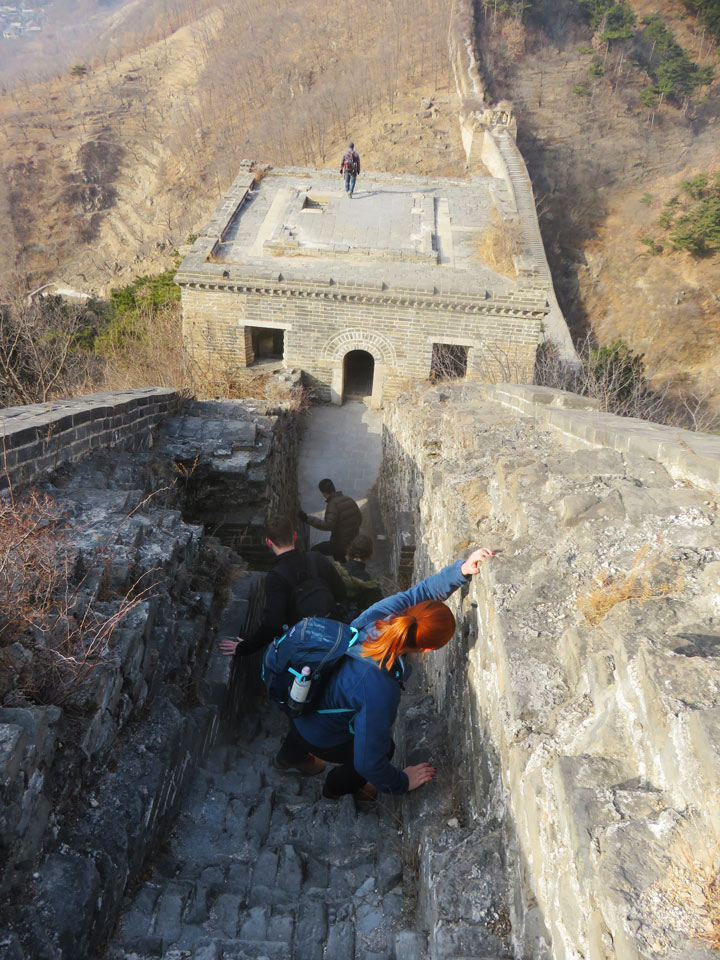 Walled Village to Huanghuacheng Great Wall, 2019/02/04 photo #10
