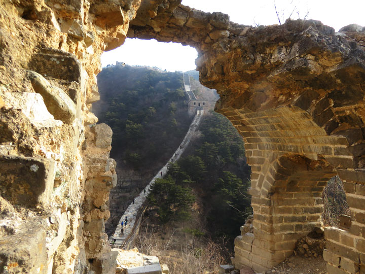 Walled Village to Huanghuacheng Great Wall, 2019/02/04 photo #11