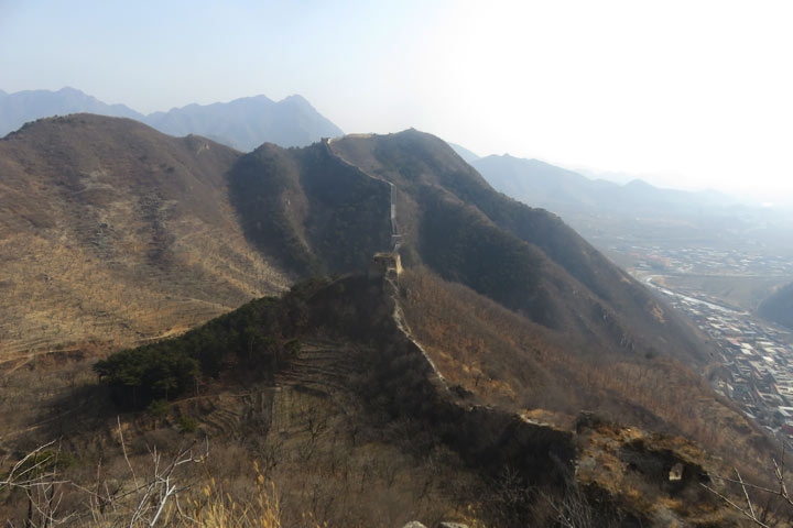 Walled Village to Huanghuacheng Great Wall, 2019/02/04 photo #12