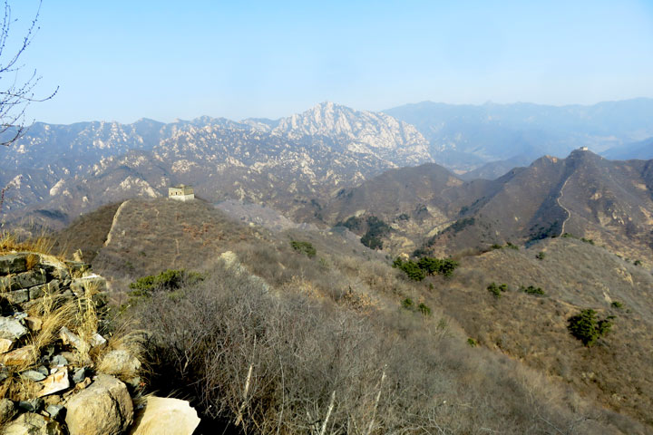 Walled Village to Huanghuacheng Great Wall, 2019/02/04 photo #13
