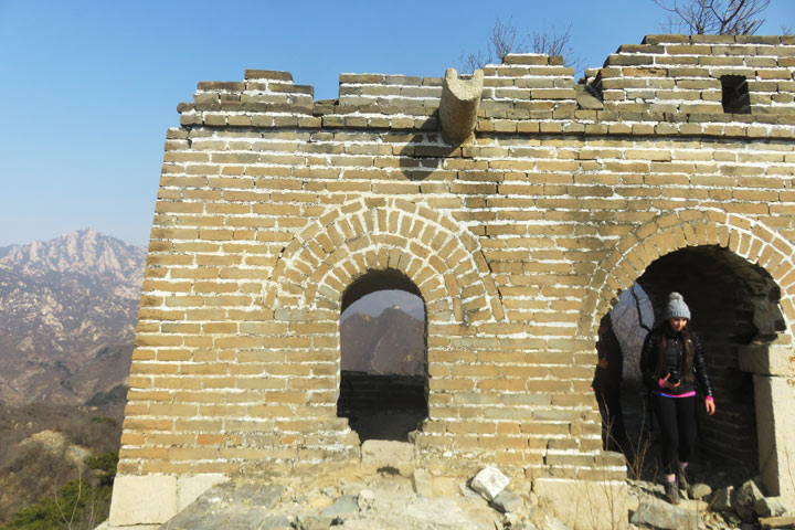 Walled Village to Huanghuacheng Great Wall, 2019/02/04 photo #14