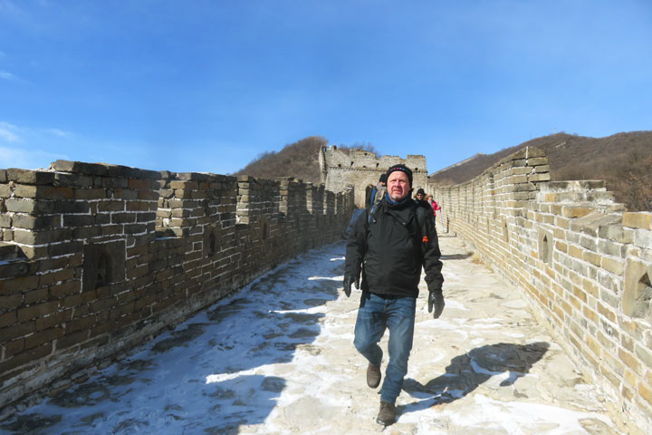 Jiankou to Mutianyu Great Wall, 2019/02/07 photo #9