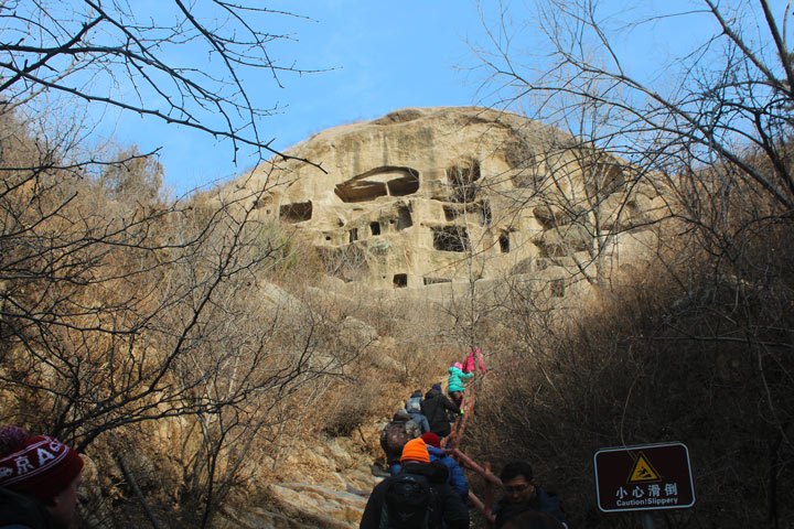 Longqingxia Ice Festival and Tang Dynasty Caves, 2019/02/08 photo #2