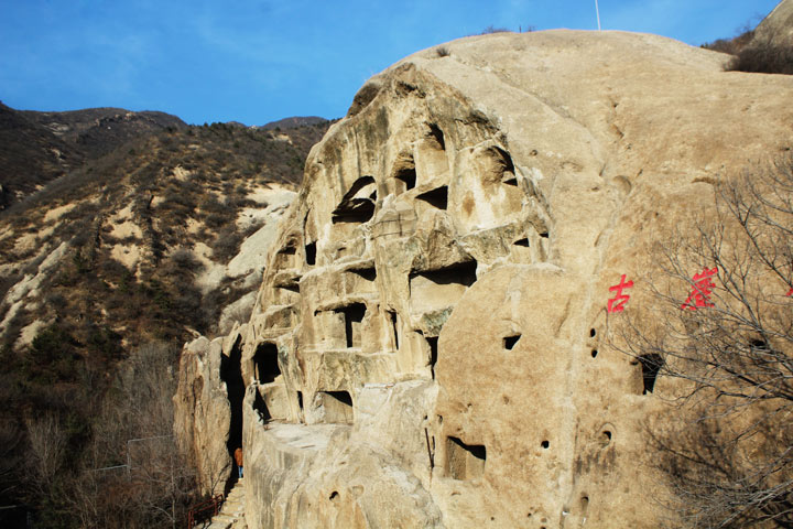 Longqingxia Ice Festival and Tang Dynasty Caves, 2019/02/08 photo #4