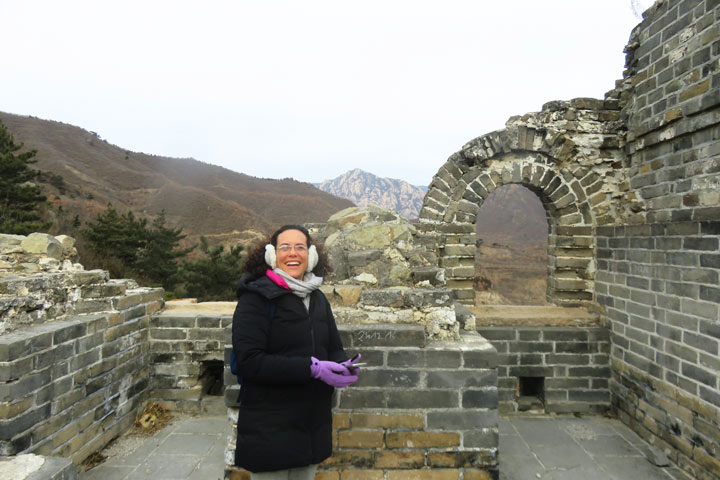 Great Wall Huanghuacheng to the Little West Lake, 2019/02/09 photo #2
