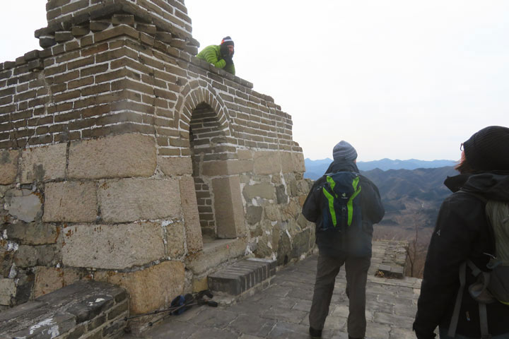 Great Wall Huanghuacheng to the Little West Lake, 2019/02/09 photo #8