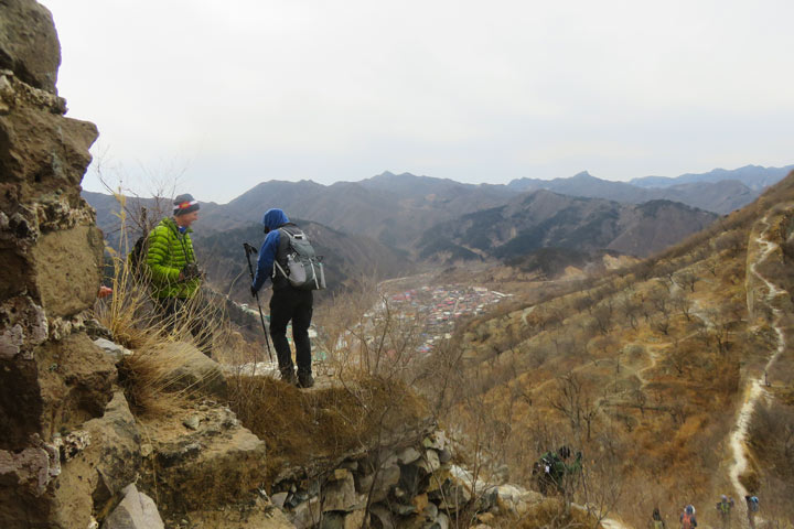 Great Wall Huanghuacheng to the Little West Lake, 2019/02/09 photo #12