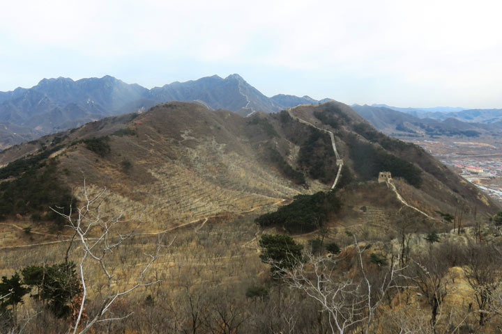Great Wall Huanghuacheng to the Little West Lake, 2019/02/09 photo #13