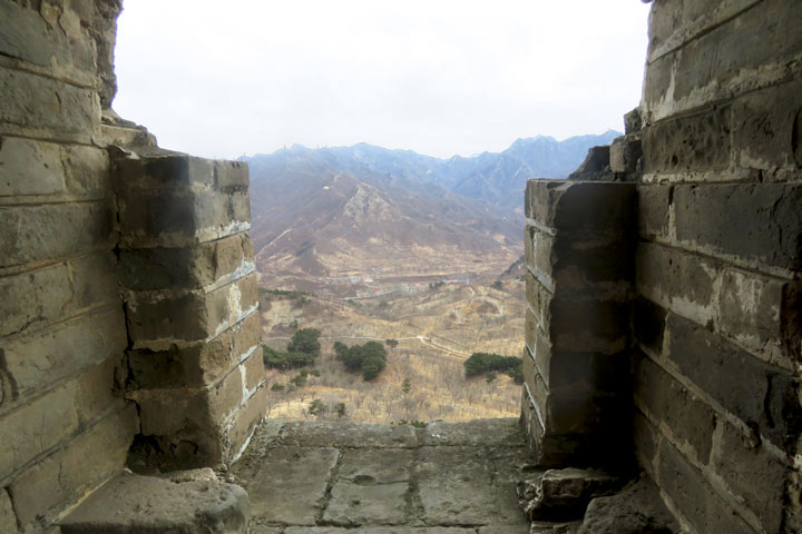 Great Wall Huanghuacheng to the Little West Lake, 2019/02/09 photo #14