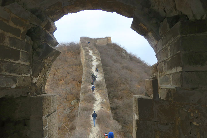 Great Wall Huanghuacheng to the Little West Lake, 2019/02/09 photo #15